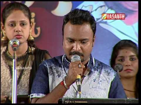 GURUVE SARANAM - SRI RAGAVENDRA - IDHAYAM INTERNATIONAL EVENTS (ORCHESTRA) - SINGER MUKESH & TEAM