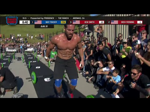Download Crossfit Games The Open 16.5 Rich Froning Screenshots