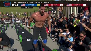 Crossfit Games The Open 16.5 Rich Froning