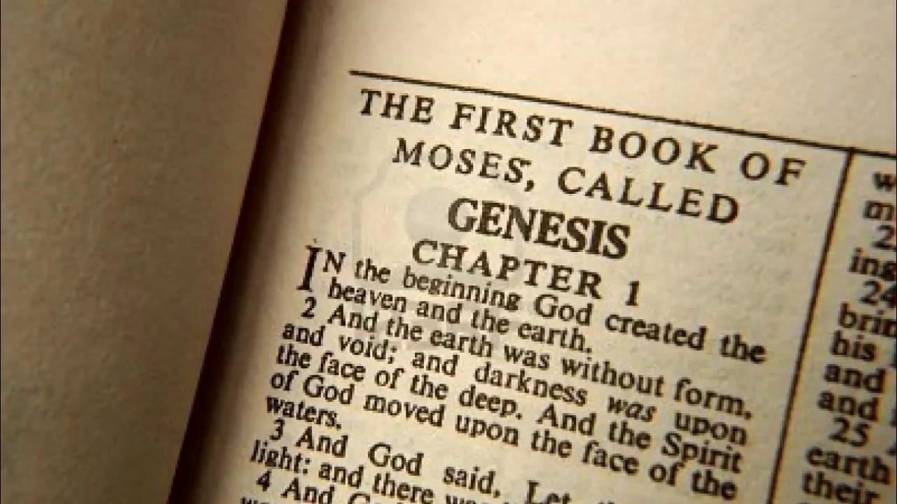The Bible Genesis Youtube