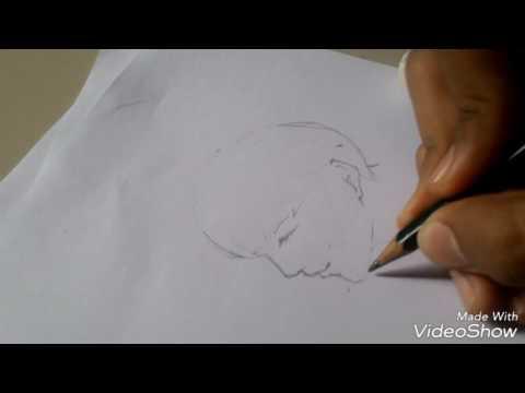 Speed Drawing - Lookism Park Hyung Seok