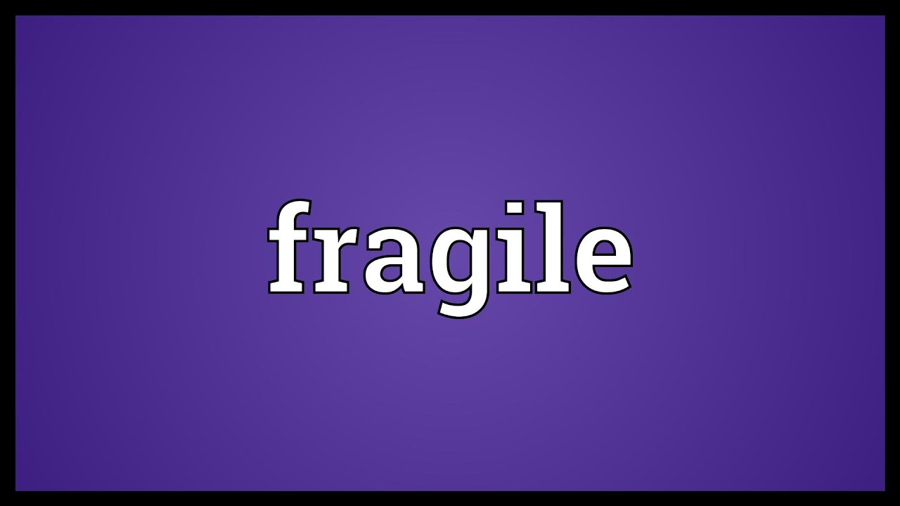 Fragile Meaning