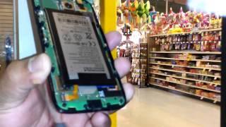 Telefomo Motorola MOTO G no Prende se apaga La Solucion