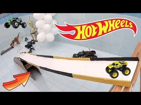 Hot wheels Monster