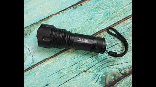 Đèn pin cầm tay siêu sáng Police H352 Made in Japan