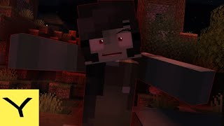 zombie girl 🧠(minecraft music video animation) \