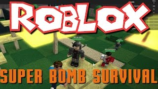 Team SBG Plays Roblox: Super Bomb Survival! (Family Multiplayer)