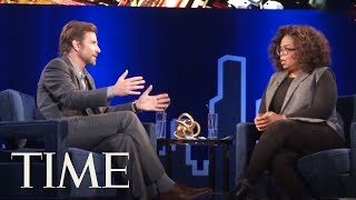 Bradley Cooper And Oprah Really Got Somewhere With This SuperSoul Conversation   TIME Video