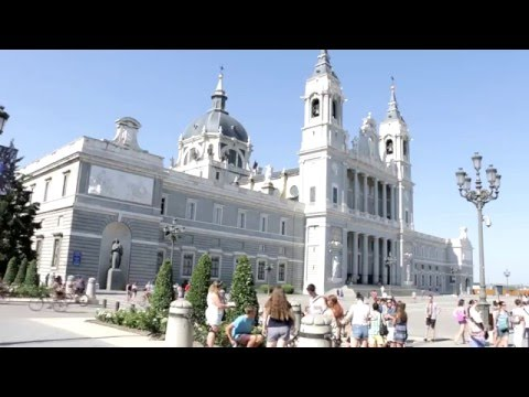 Walking Tour Of Madrid With Map