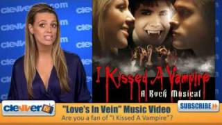 Loves In Vein Vid by Drew Seeley from I Kissed A Vampire