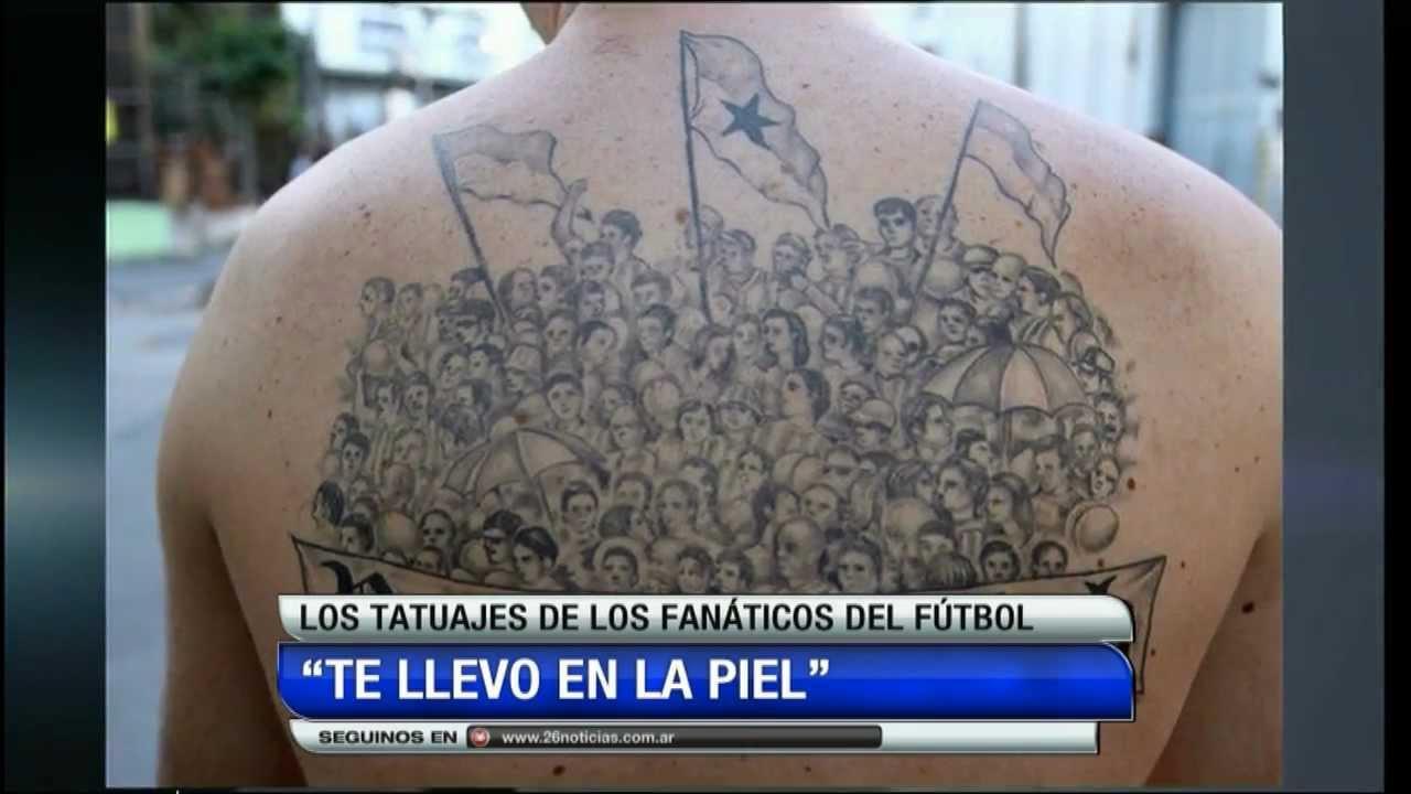 Te Llevo En La Piel Los Tatuajes De Los Argentinos Programa 25 01