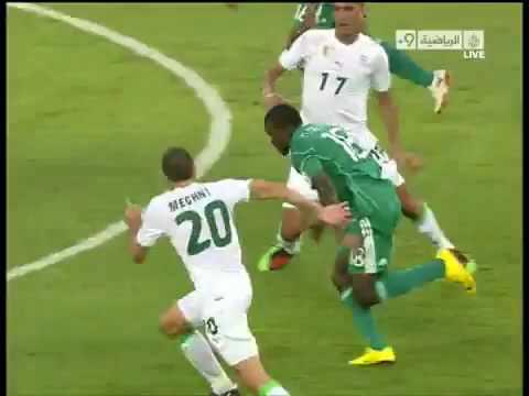 Nigeria Goal in Algerie (Angola 2010) Africa cup .