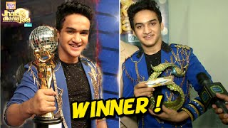 Winner Faisal Khan Gets Surprised | Jhalak Dikhala Jaa | Gift Segment