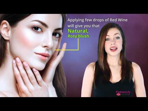 5 Amazing Benefits Of Red Wine For Your Beauty