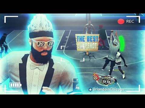 NBA 2K19 BEST JUMPSHOT! THIS JUMPER CHANGED MY LIFE!