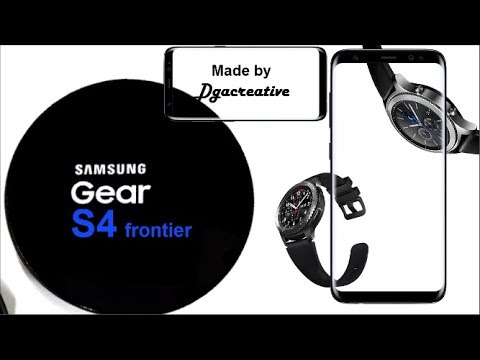 Samsung Gear S4 Official Trailer 2017 Galaxy Note 8 And Gear S4