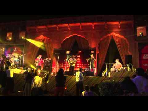 Jaipur By Nite – 2014: Performance by Renowned Bands