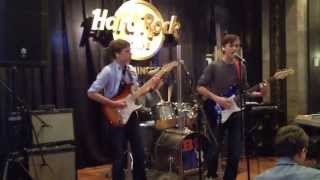 SIDD - Hard Rock Cafe in Washington DC - Blues Jam and Sympathy for the Devil