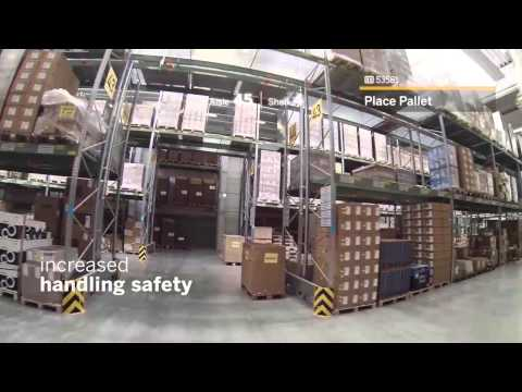 Warehouse Augmented Reality Solutions