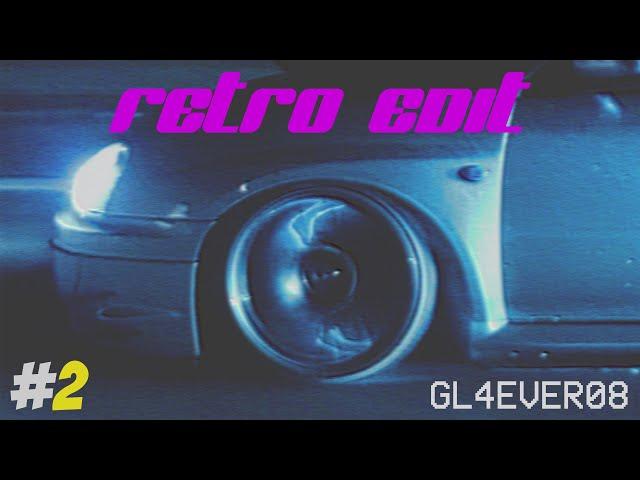 RETRO EDIT #2 - AUDI TT 8N 1.8T - SUBARU IMPREZA WRX STI BLOBEYE