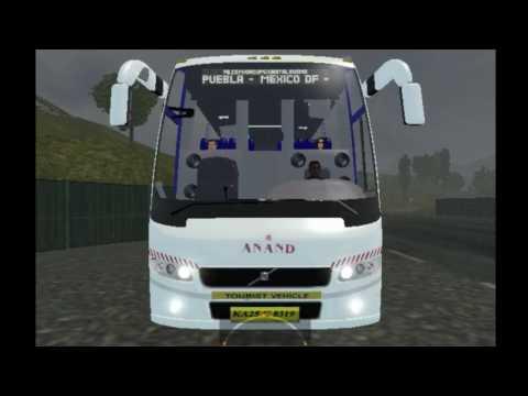 Euro Truck Simulator 2 Indian Bus Operators Mods + Download Link!