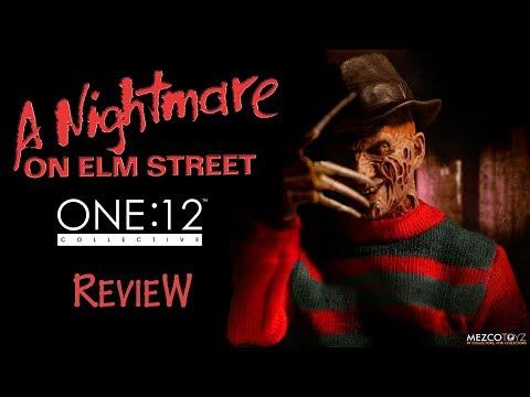 Mezco ONE:12 A Nightmare On Elm Street Freddy Krueger Review