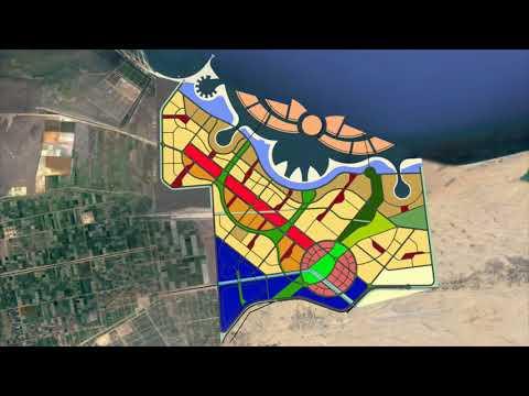 Mega Projects - New Port Said City