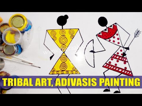 Warli/tribal Painting Classes