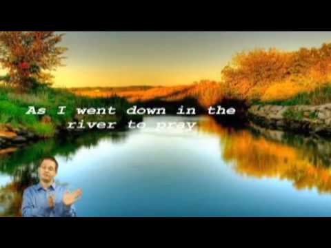 Down to The River to Pray  In ASL by James Solomon