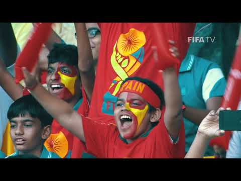 Stage set for epic FIFA U-17 World Cup Semi-Final clashes