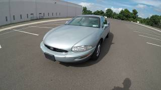 4K Review 1997 Buick Riviera Supercharged Virtual Test-Drive & Walk-around