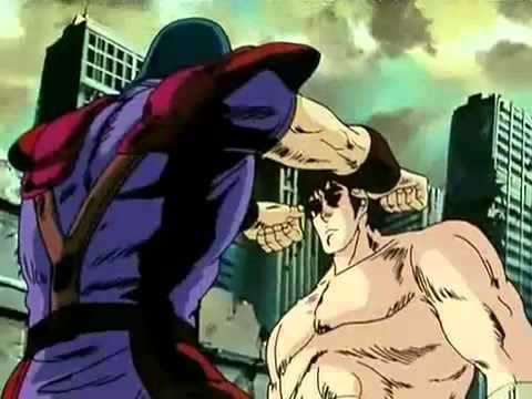 Fist of North Star- You are already dead