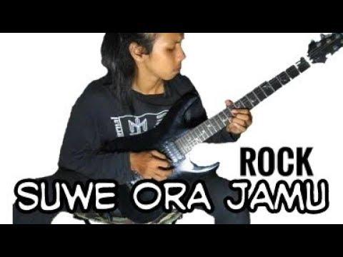Suwe Ora Jamu versi Rock by KP