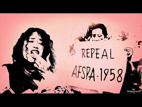 Armed Forces Special Powers Act - AFSPA - Full Analysis