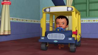 Playing with Vehicle Toys   Bengali Rhymes for Children   Infobells