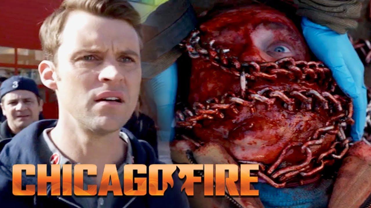 Casey Under Fire  | Chicago Fire