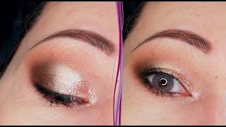 Классический свадебный макияж глаз Пошаговый урок