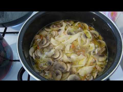 Как вкусно приготовить без мяса/Старорусский постный рецепт