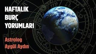 Astrolog Aygül Aydın'dan haftalık burç yorumları 8-14 Temmuz - Cengiz Semercioğlu ile Sabah Sohbeti