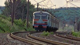 Конструктор ЭР9ЕМ 6514008 сообщением Коростень   Киев