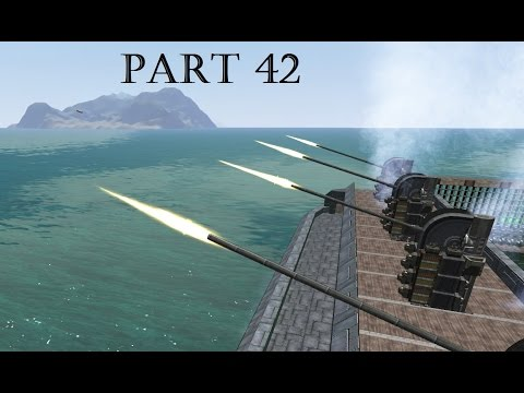 From The Depths| S3 Part 42 | AA Guns Galore!