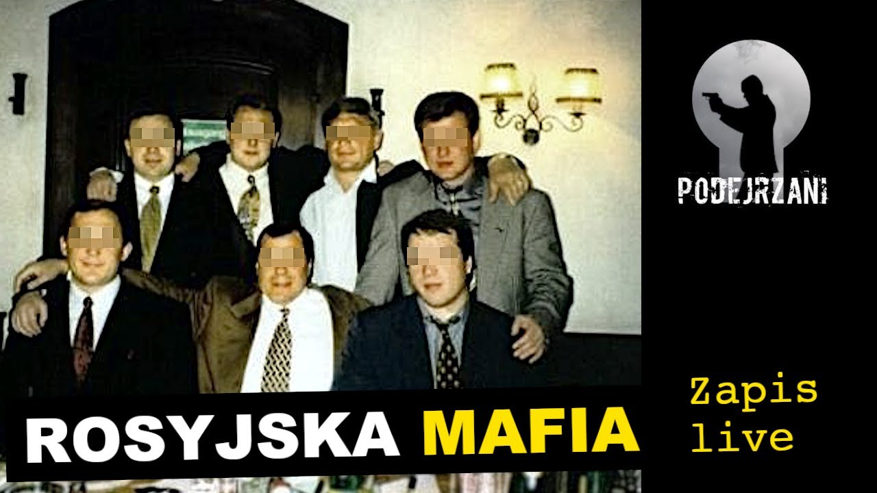 Download ROSYJSKA MAFIA   Podejrzani [Zapis live z Arturem Górskim]