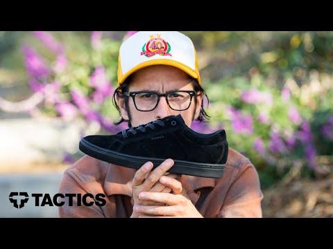 Emerica Americana Skate Shoes Review with Leo Romero - Tactics