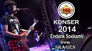 Endank Soekamti - Luar Biasa  (Live Konser Sragen 24 September 2014)