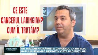 cancerul laringian simptome
