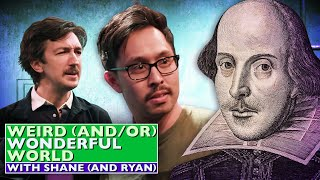 Shane & Ryan Ham It Up At A Shakespeare Theatre • Weird Wonderful World