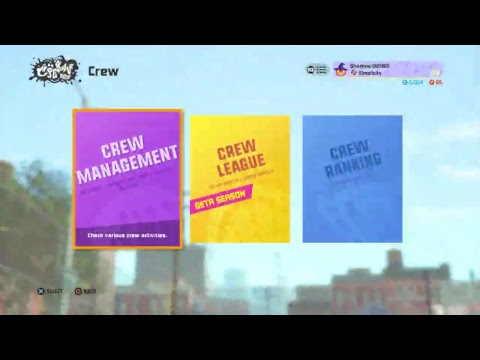 These rewards look so good. 3on3 Freestyle. Sign up for crew League. Donate to my patreon and / or s
