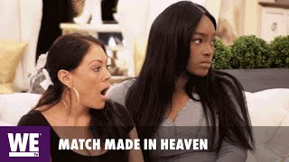 Match Made In Heaven | 'Soft Porn & Mama's Disapproval' Sneak Peek | WE tv
