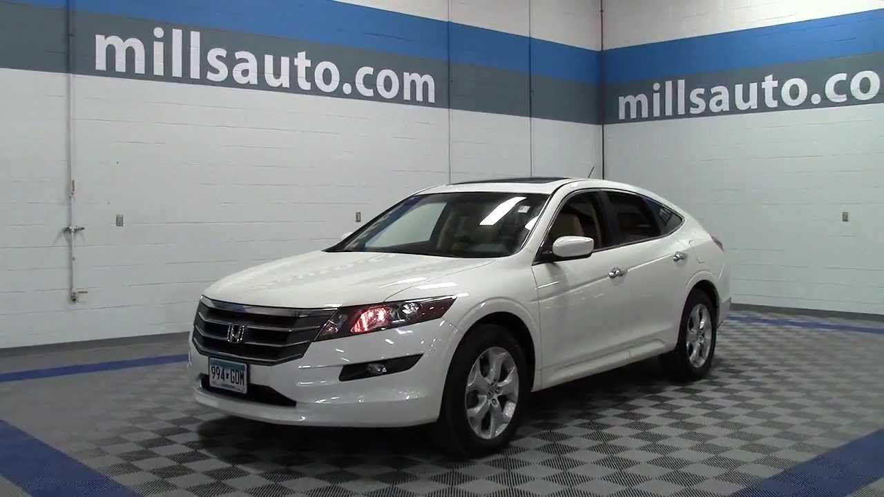 2011 Honda Accord Crosstour 4wd Ex L Certified One