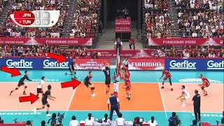 The Most Disciplined Team in the World | Volleyball Team Japan (HD)